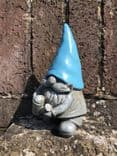 Gardening Gnome Mould (Blue), Latex Mould